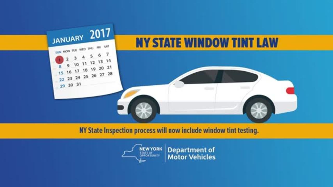 New York Car Window Tint Law