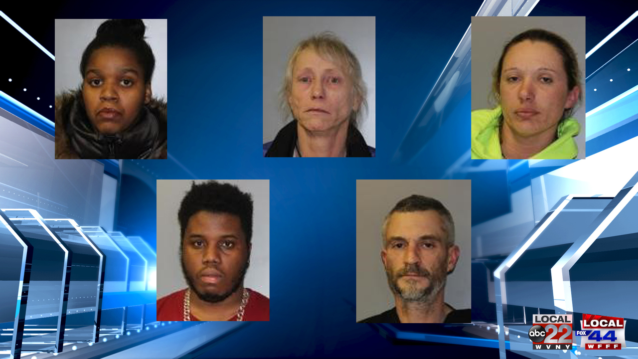 New York State Police: Essex County Drug Bust