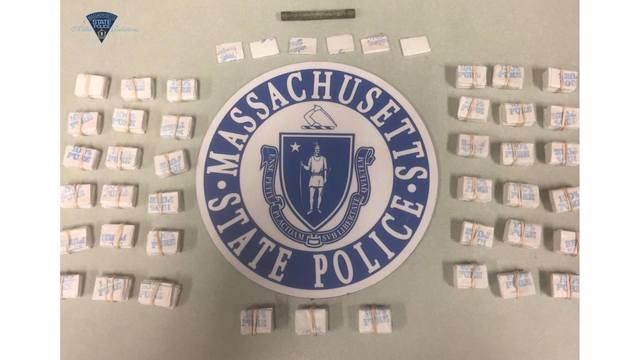 Vermonters Arrested for Heroin by Massachusetts State Police