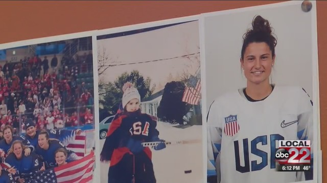 Parade to honor Vermont Olympian Amanda Pelkey scheduled for Friday