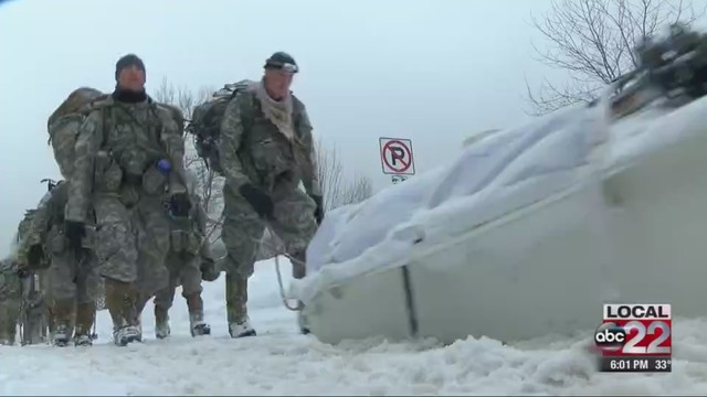 National Guard: All Vt. soldiers involved in avalanche released from hospital