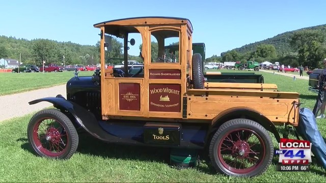 St Annual Vermont Antique And Classic Car Meet Kicks Off In Waterbury - Classic car meets near me
