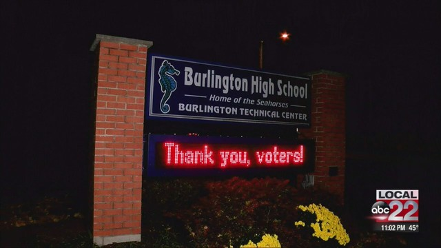 Residents weigh in on newly approved Burlington High renovations