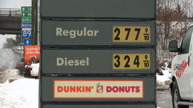 You Ask. We Take Action: Why Vermont drivers pay more at the pump