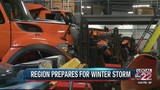 Heavy snowfall will slow or shutdown travel this weekend