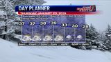 Weather Blog: Warmer but still messy winter weather