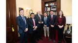 'Pay Our Interns' Group Gives Leahy 'Congressional Intern Champion Award'