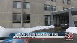 One dead after fire at Plattsburgh senior complex
