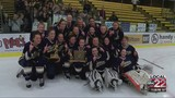 Essex girls' hockey bounces back to win state title