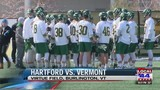 Vermont men's lacrosse stays perfect at home