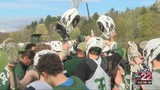 A family affair: Woodstock lacrosse brothers