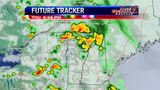 Weather: Strong storms possible Thursday (5/23 AM)